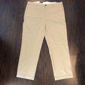 Orvis pants tan dress slacks men's size 44